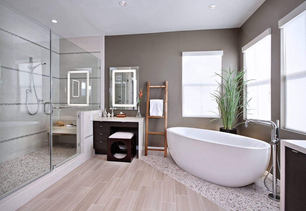 Best Contemporary bathroom design ideas 26