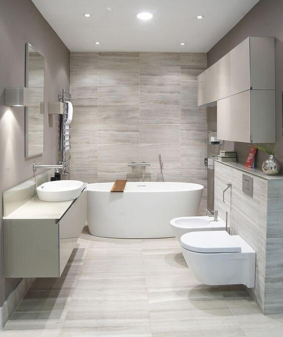 Best Contemporary bathroom design ideas 9