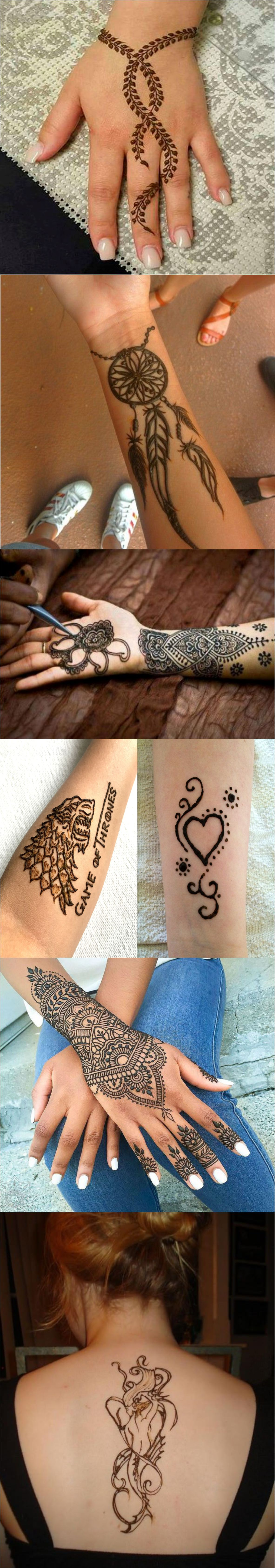 Best Henna tattoo ideas with images