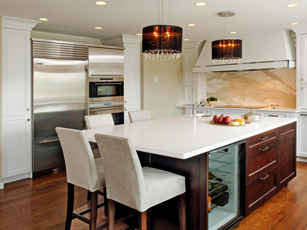 Kitchen Island Designs With Seating For 4 Design Ideas For The Best Kitchen