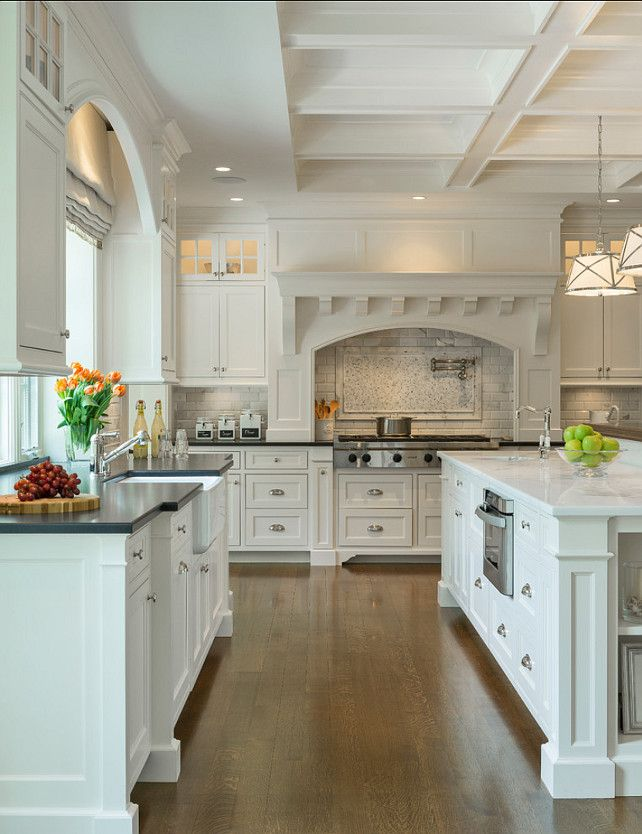 Classic White Timeless Kitchen