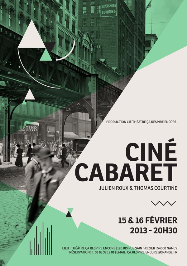 Cool Poster design inspirations 20
