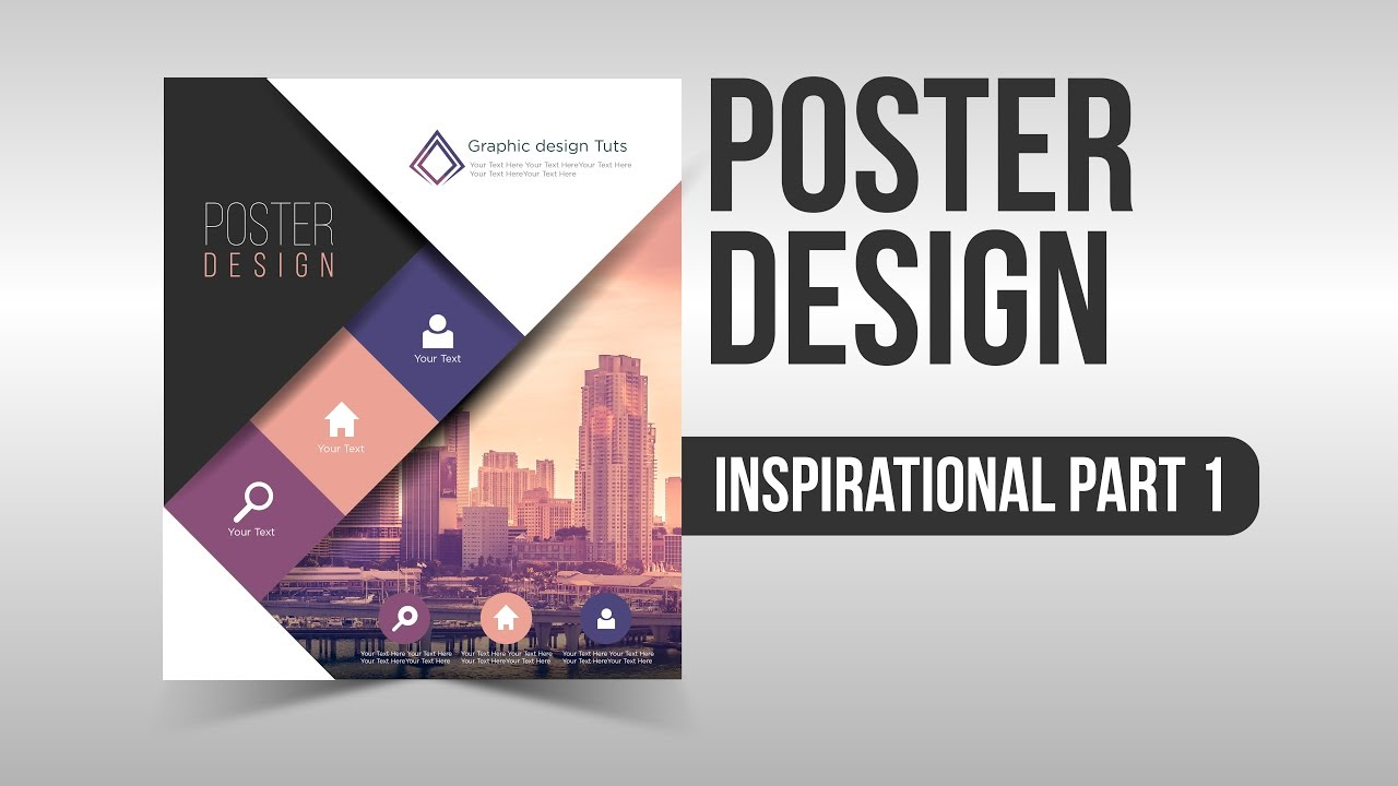 Cool Poster design inspirations 22