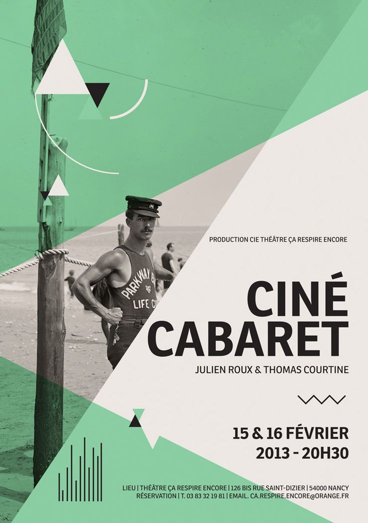 Cool Poster design inspirations 8