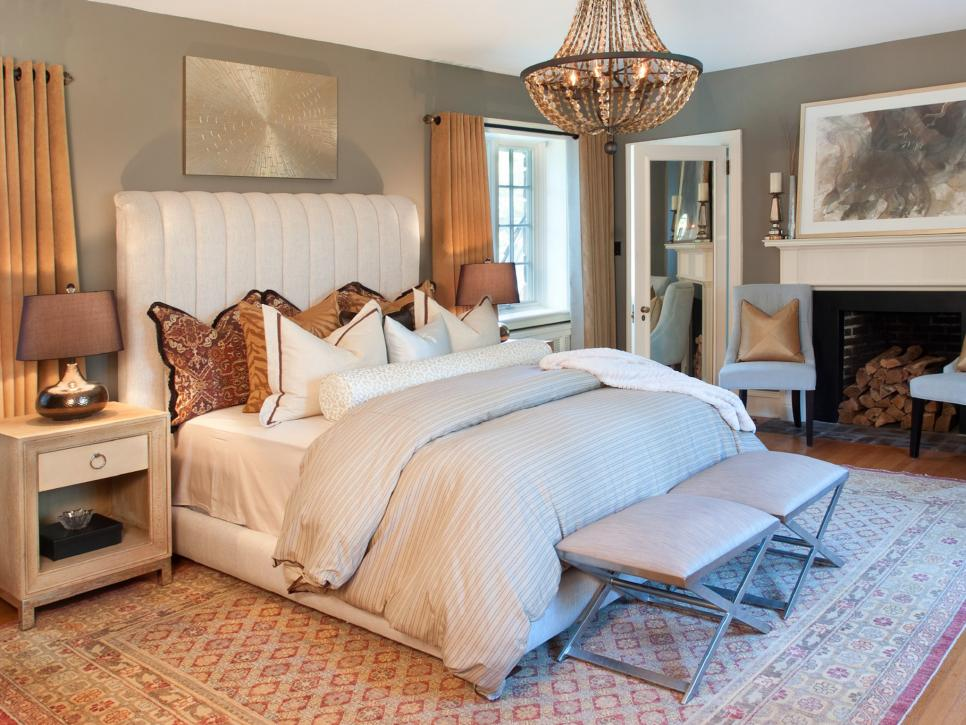 Charmant Cozy Master Bedrooms Design Ideas 4