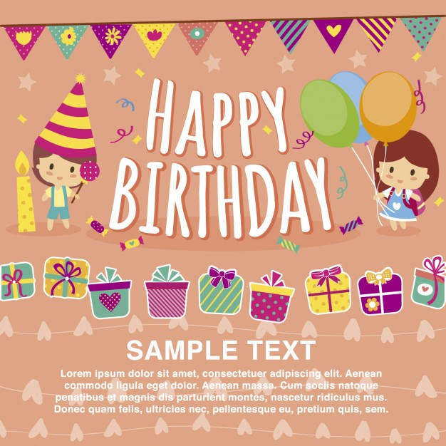 Happy Birthday Cards 2