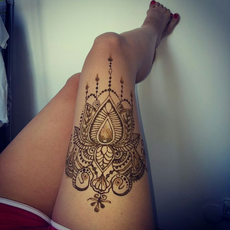 29 Heena Tattoo Ideas With Images