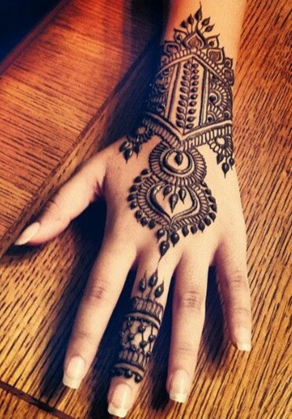 Henna tattoo ideas with images 29