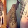 Henna tattoo ideas with images Feture