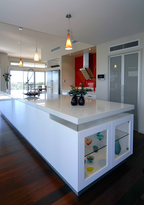 Kitchen Designs with White Cabinets