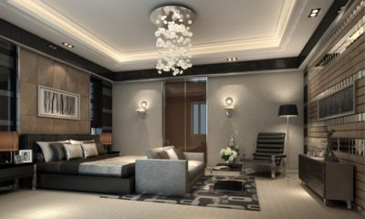 39 Luxurious Master Bedrooms ideas