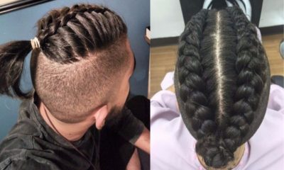 25 Men Braid Style