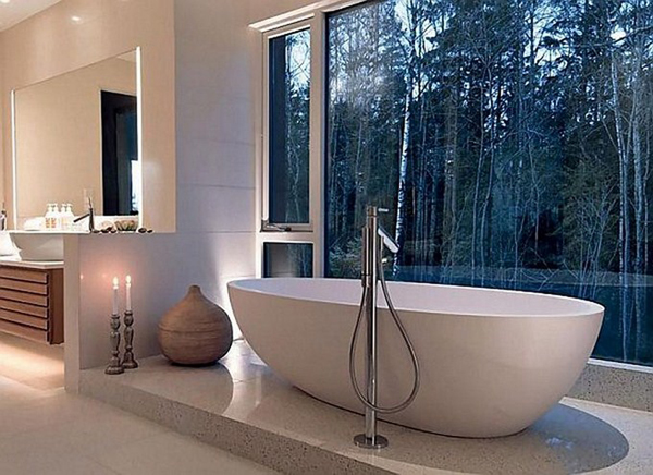 Most spectacular bathtub designs ideas 1