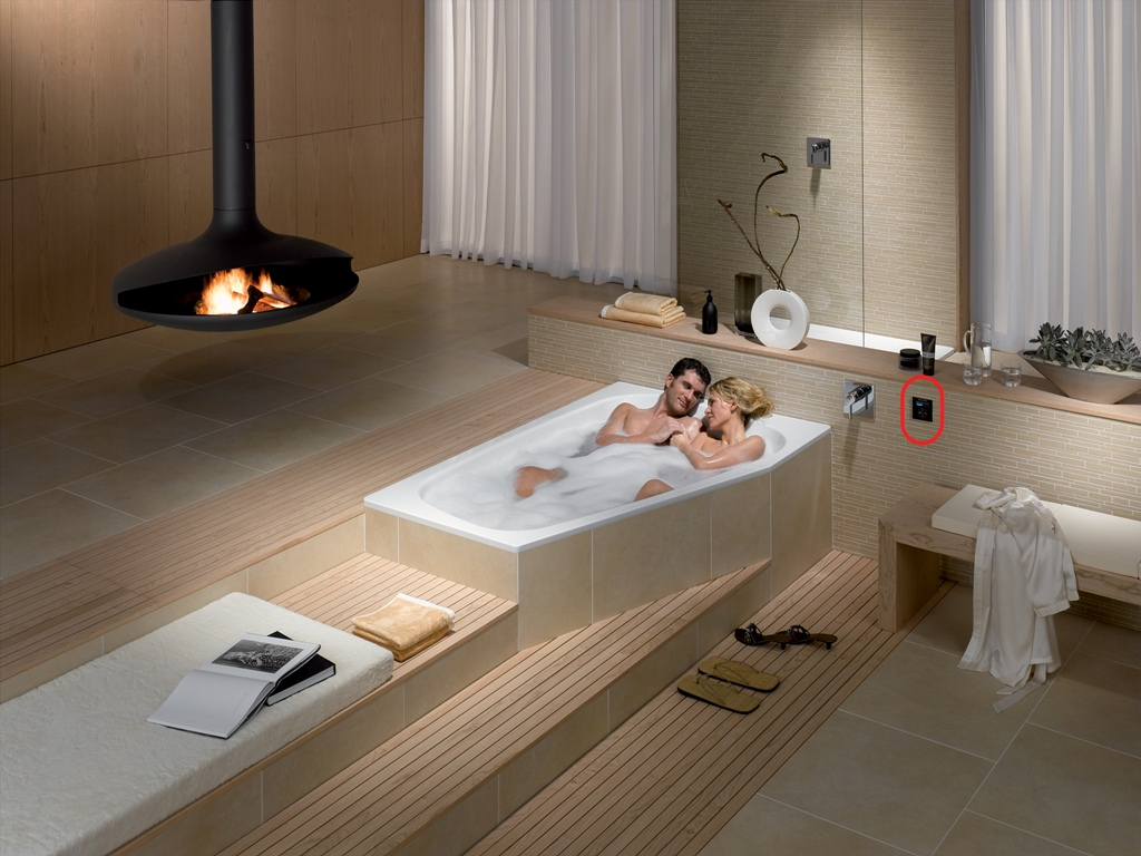Most spectacular bathtub designs ideas 17
