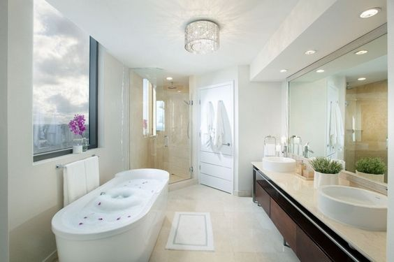 Most spectacular bathtub designs ideas 31