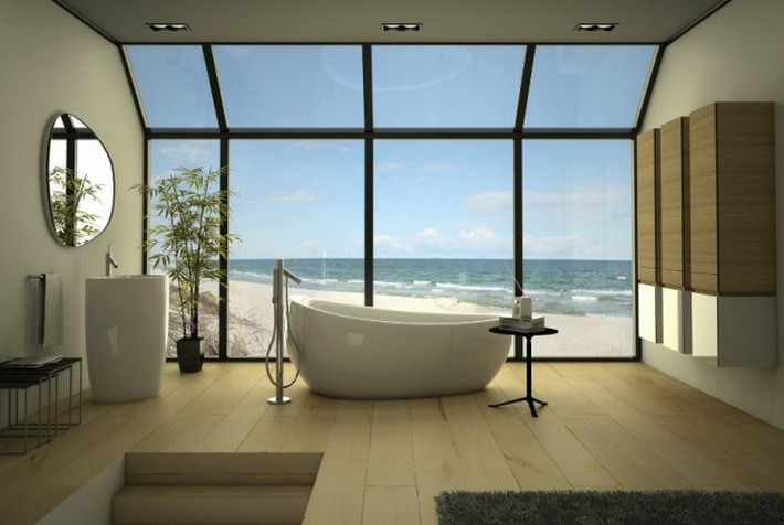 Most spectacular bathtub designs ideas 4