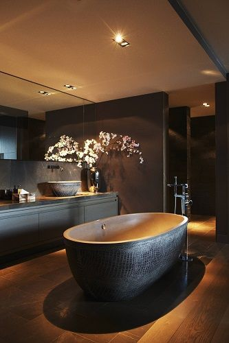 Most spectacular bathtub designs ideas 42