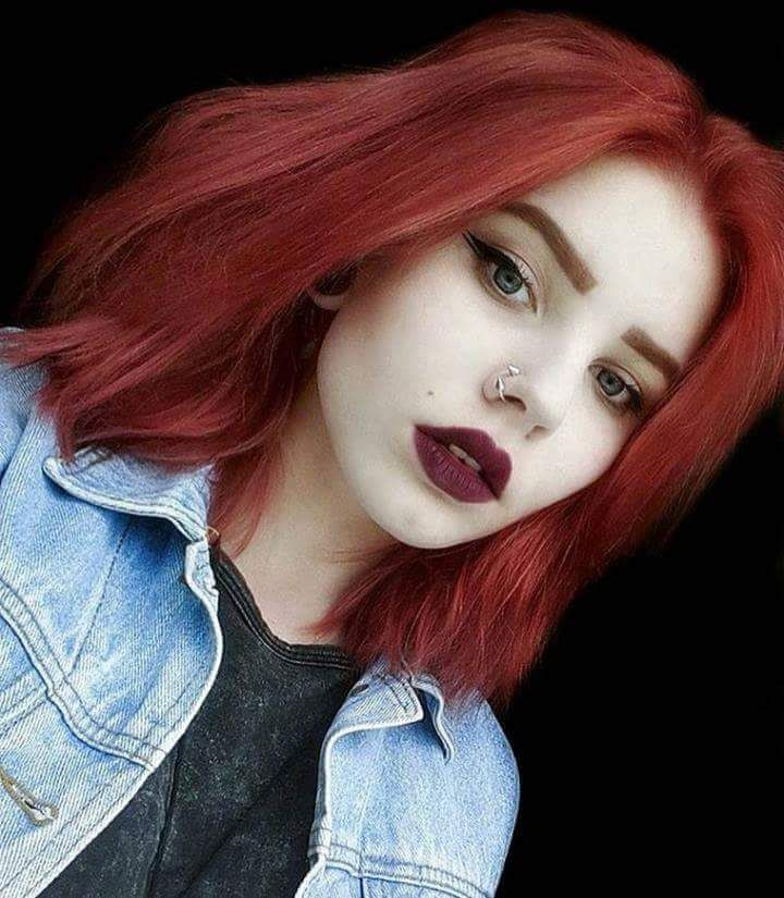 New Colourful Hairstyles for girls 16