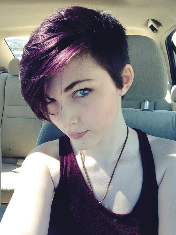 New Colourful Hairstyles for girls 29