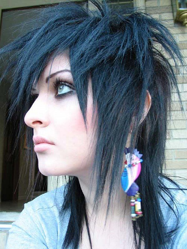 New Colourful Hairstyles for girls 30