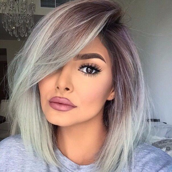 New Colourful Hairstyles for girls 32