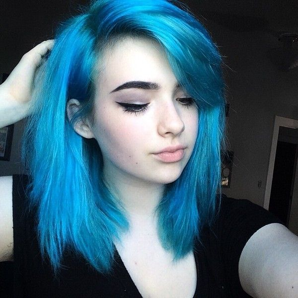 New Colourful Hairstyles for girls 33