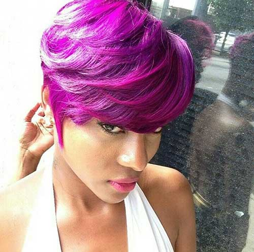 New Colourful Hairstyles for girls 4