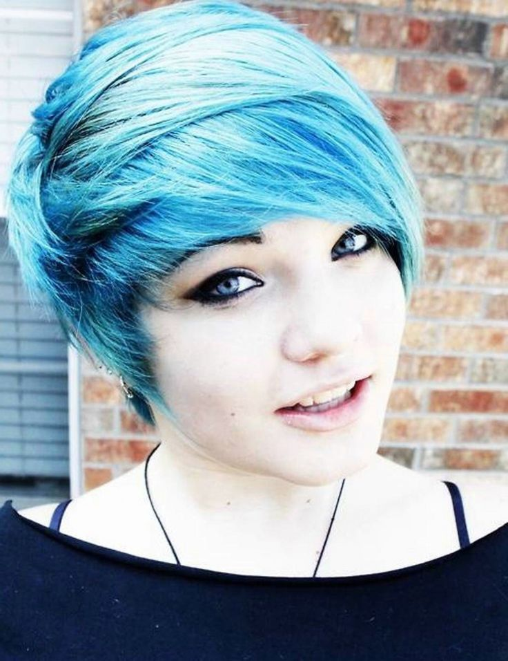 New Colourful Hairstyles for girls 6