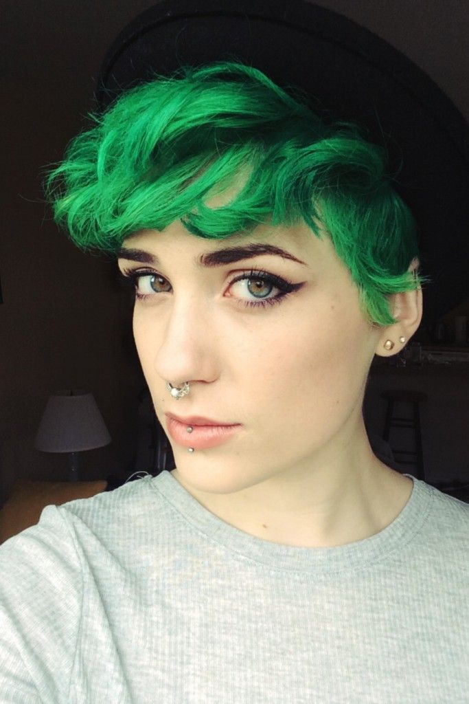 New Colourful Hairstyles for girls 7