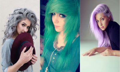 38 New Colorful Hairstyles for girls