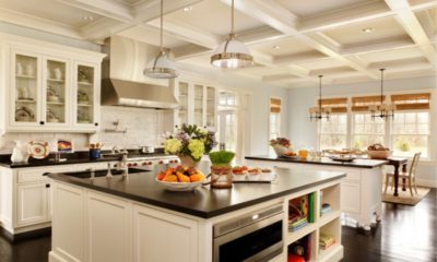 New Dream White kitchen