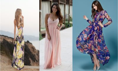 25 Gorgeous Maxi Dresses