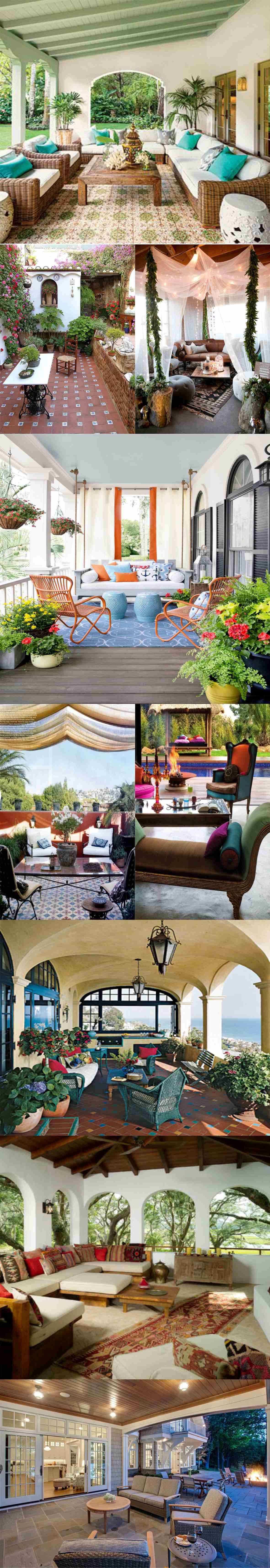 Patio ideas for style living 2018