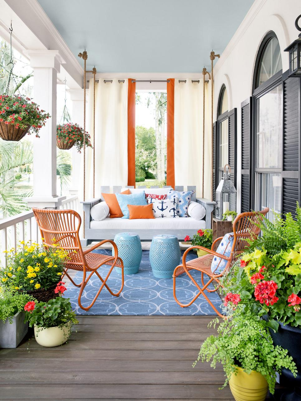 Patio ideas for style living 24