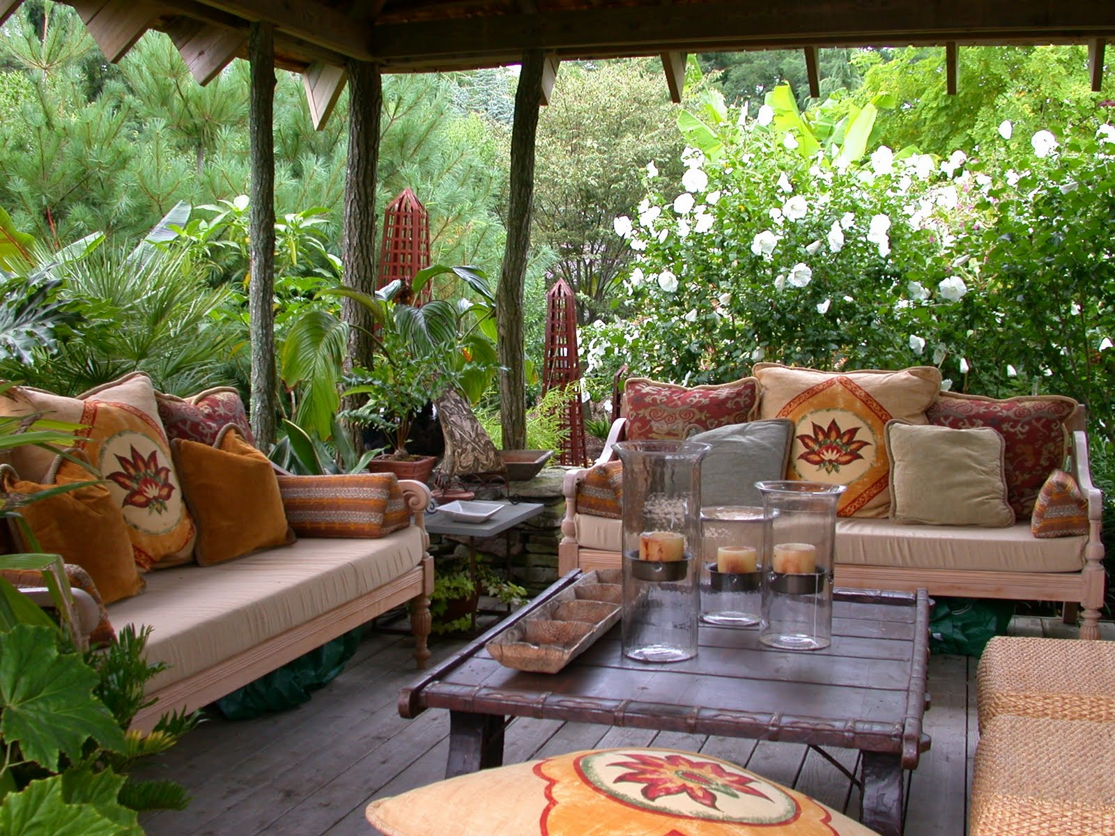 Patio ideas for style living 25