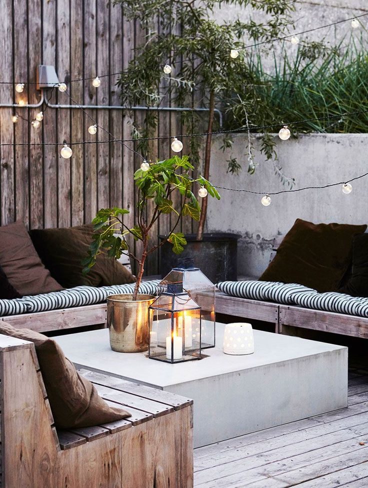 Patio ideas for style living 3