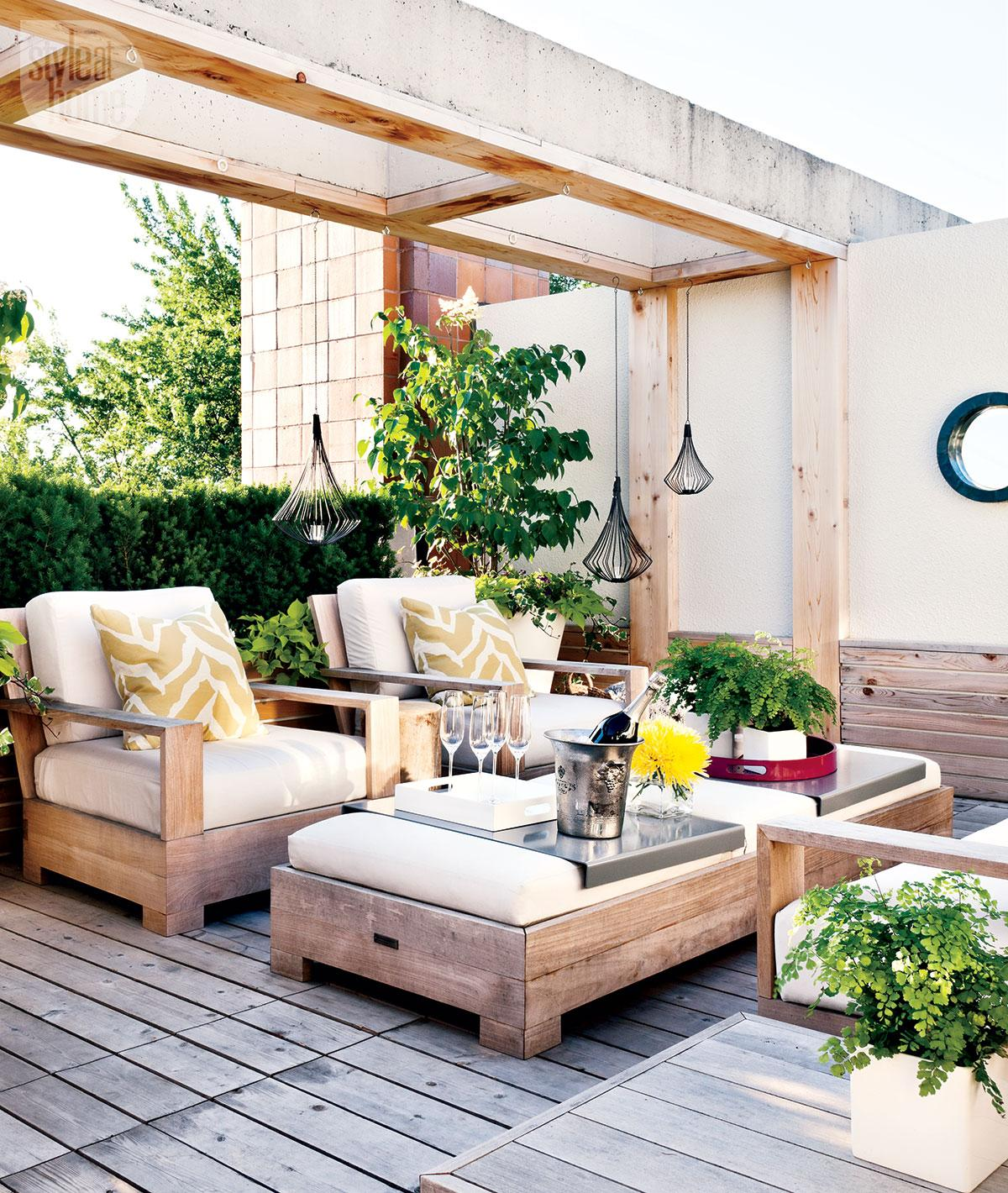 Patio ideas for style living 4