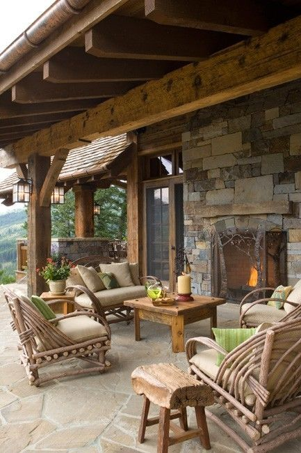 Patio ideas for style living 5