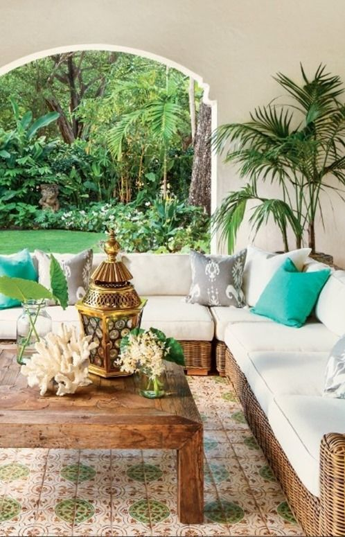 Patio ideas for style living 7
