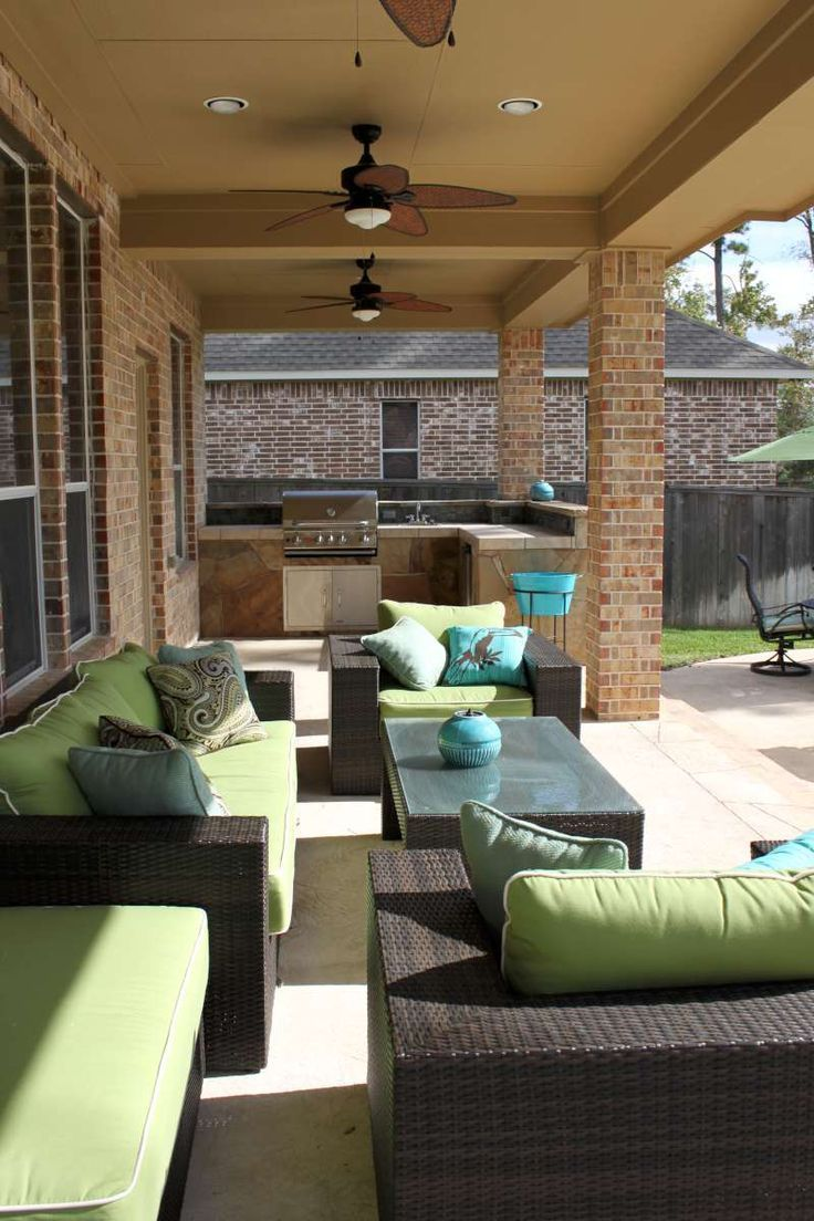 Patio ideas for style living 8