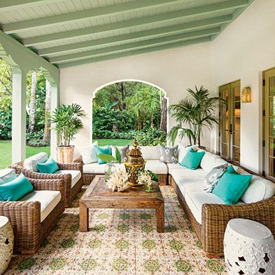 Patio ideas for style living