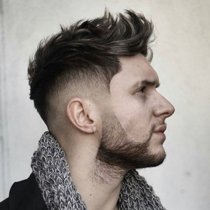 Popular And Trendy New Hairstyles For Men 2017 Updatehairstyles hairstyles for mens Inspiring stylish haircuts for men ls Cozy