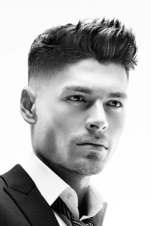 Stylish Haircuts for Men 11