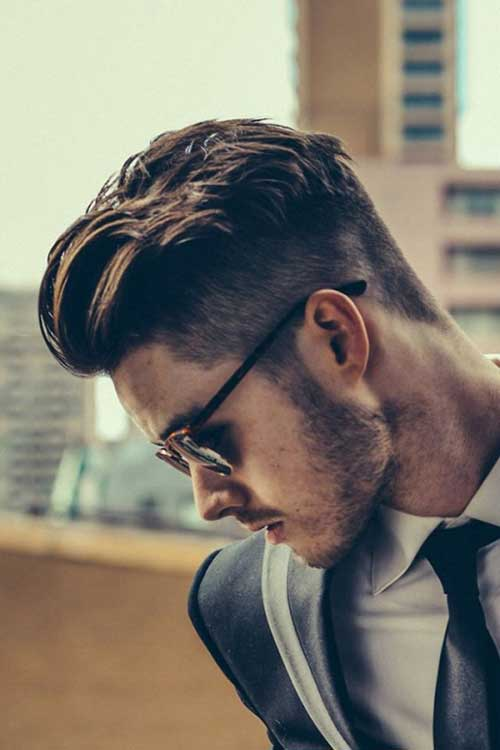 Stylish Haircuts for Men 15