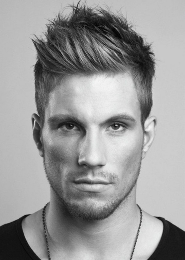 Haircuts Men 2016 Stylish S Hairstyle With Beard Hairzstyle