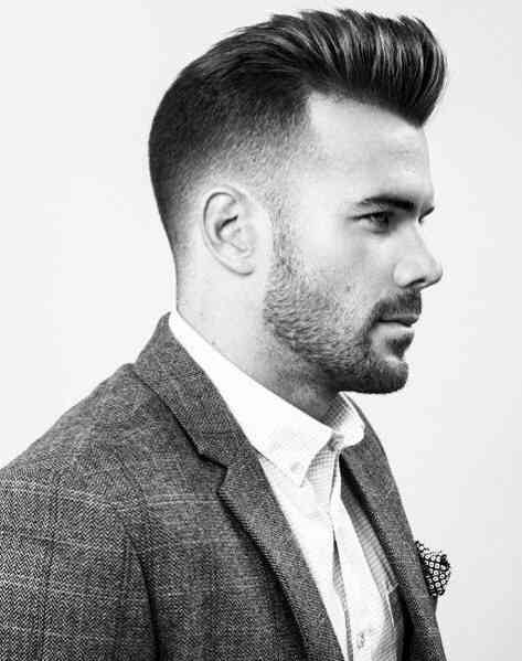 Stylish Haircuts for Men 34
