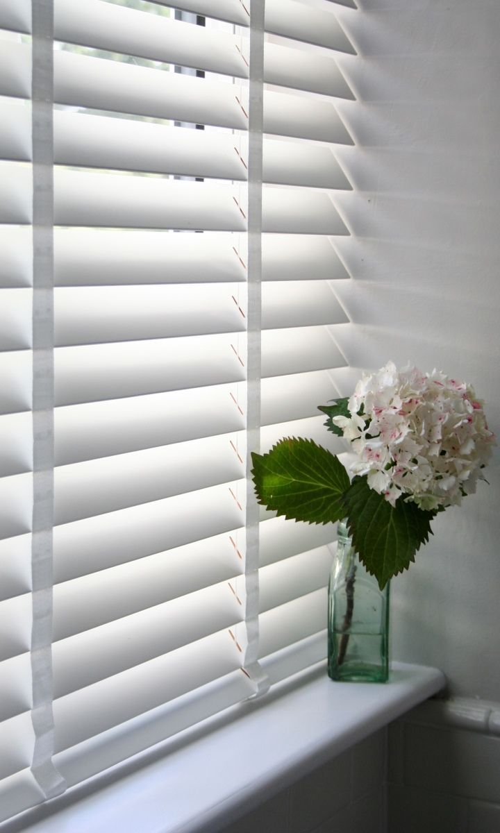 Stylish wooden blinds ideas 1