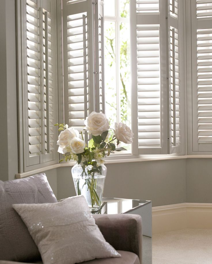 Stylish wooden blinds ideas 11