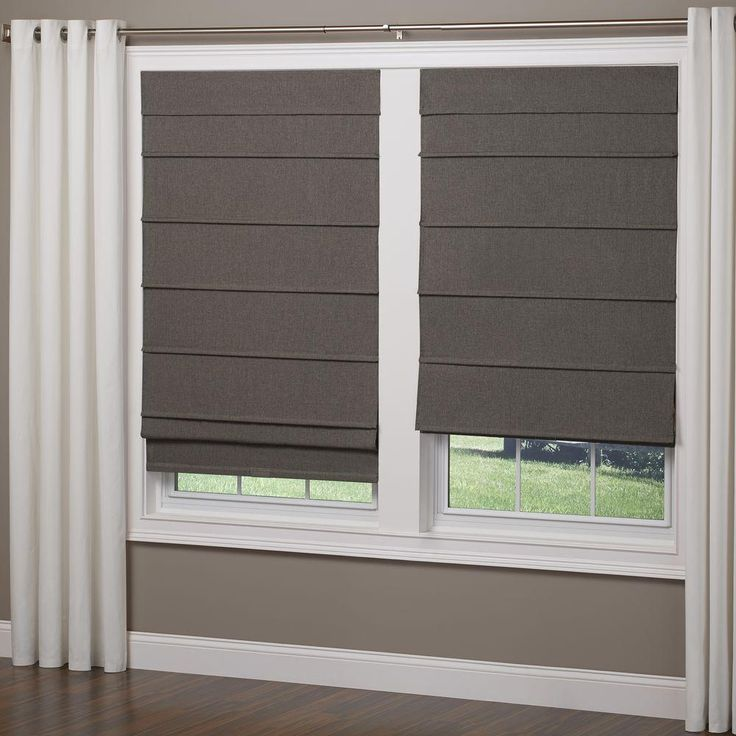 Stylish wooden blinds ideas 12