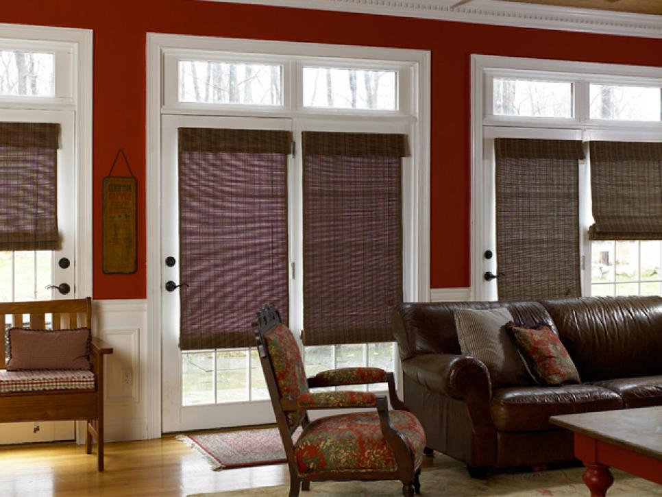 Stylish wooden blinds ideas 14